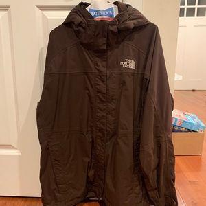 Woman's North Face Dryzzle Jacket